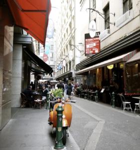 Melbourne Streets